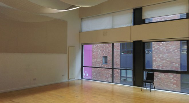 Rehearsal spaces for hire at The LAB | Dublin City Arts Office
